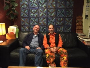 Michael & Peter - Whirlwind Wellington Coordinators